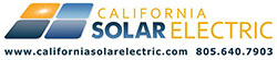 California Solar Electric logo
