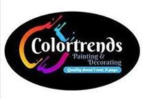 Colortrends Painting & Decorating logo