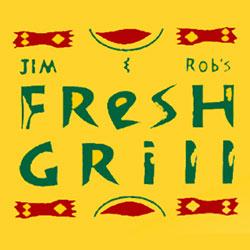 Jim & Rob's Fresh Grill logo