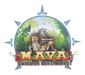 Maya Restaurant logo