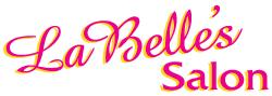 La Belle's Salon logo