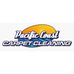 Pacific Coast Carpet Cleaning logo