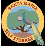 Self Storage Of Santa Maria logo