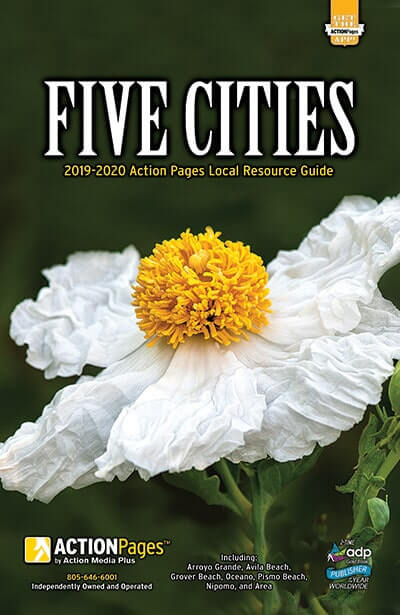 Five Cities Print Directory Cover