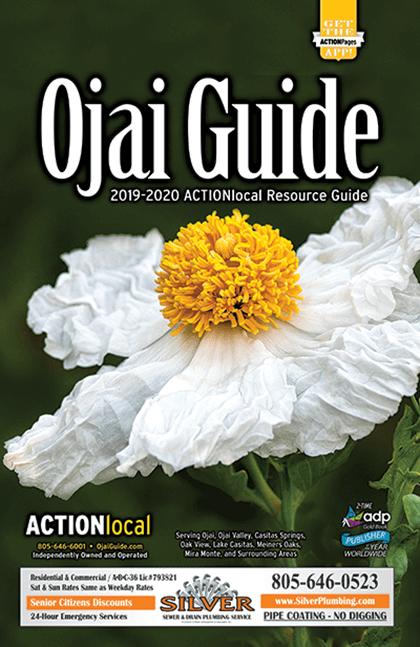 Ojai Print Directory Cover