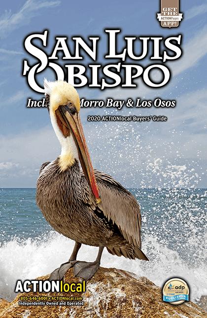 San Luis Obispo Print Directory Cover