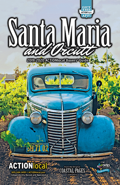 Santa Maria Directory Cover